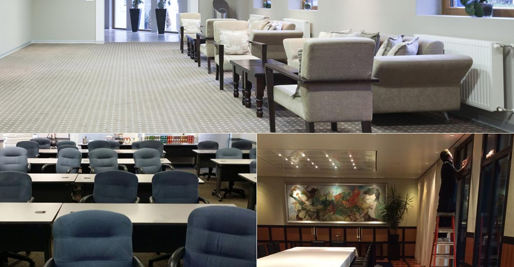 Commercial Maintenance and Office Carpet Cleaning