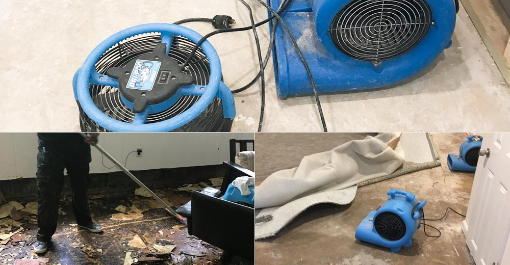 Fire, Flood and Water Damage Restoration